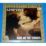 "Gimp Fist ‎- War On The Streets - 12""Ep - 2014 - Alemanha"